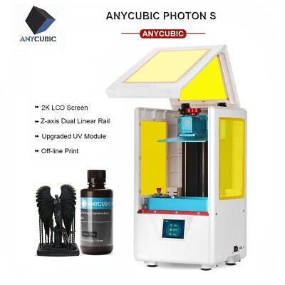 ANYCUBIC LCD PHOTON S 3D Printer 2 8