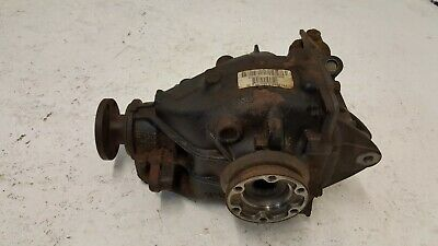 BMW E46 3er 320d M47N  MANUAL REAR DIFFERENTIAL DIFF ratio 2.35 -/  7518845