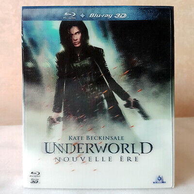 BLU-RAY 3D UNDERWORLD 4 Nouvelle Ère film 2012 de Måns Mårlind - Kate Beckinsale