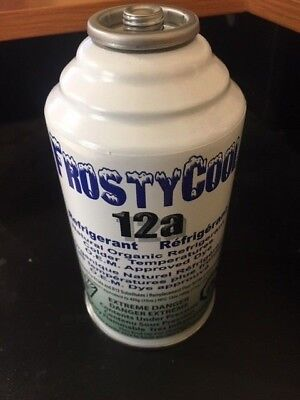 "12a Refrigerant ""18 oz Equivalent"" 1 can R12 replacement R12a"