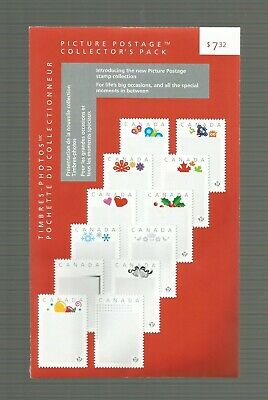 Picture Postage    P  #2586 - 2597 Collectors Pack      Mnh