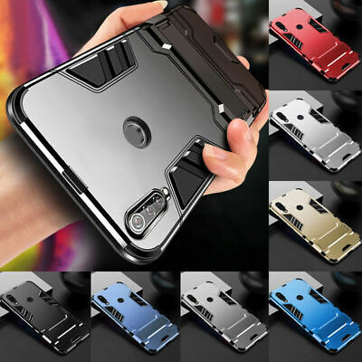 Hybrid Rugged Armour Stand Case Cover For Huawei P30 Lite/P20 Pro/P Smart+ 2019