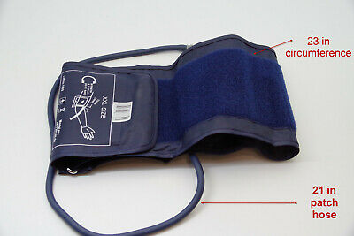 Cuff for digital blood pressure monitor extra large size (22-58cm) 8.6-23 in