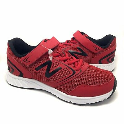 fa0f0ab3 NEW BALANCE KA455TBY W Wide Team Red Black Ka455Tby W Kids Us Sizes ...