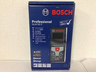New BOSCH GLM50C 165 ft Laser Distance Measure with Bluetooth from Japan F/S