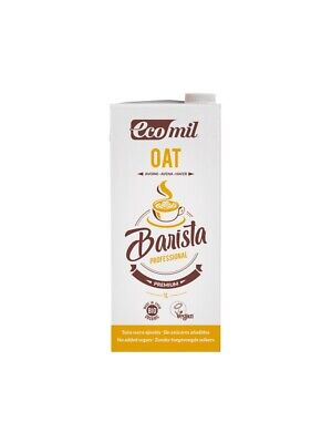 Ecomil Organic Oat Barista 1L (Pack of 6)
