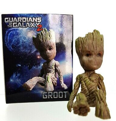 Little Shop Minis - Mini GROOT add with all Coles little shop minis with box