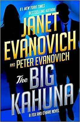 The Big Kahuna (Fox and O'Hare)-ExLibrary by Evanovich, Janet, Evanovich, Peter