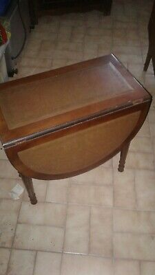 Mahogany Pedestal Table. Circular Top, Collection only see other items for sale