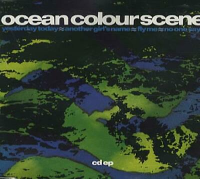 "Yesterday Today Ocean Colour Scene CD single (CD5 / 5"") UK FITCD002 PHFFFT"