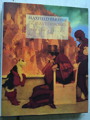 Maxfield Parrish Ultimate Book Lot Landscapes Masterworks Retrospective