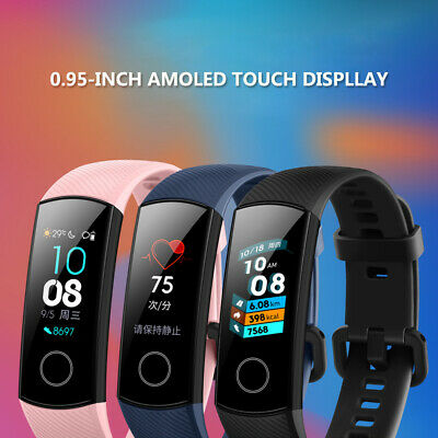 Huawei Honor Band 4 Standard Version Smart Wristband Color 0.95inch Bracele H5T4
