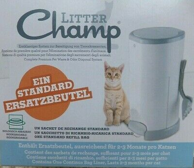 Litter Champ Replacement Bag