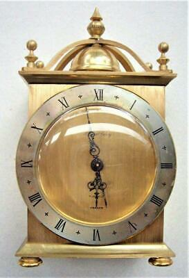 Vintage French 8-Day Lantern Clock - Working