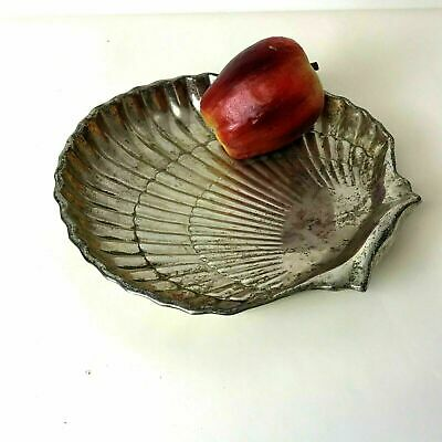 Gorham Sterling Shell Form Serving Tray Dish Bowl