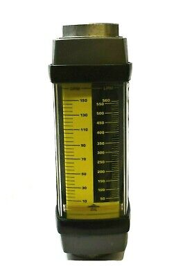 """Hedland H861A-150 Oil Flow Meter 1.5"""" NPTF, 10 to 150 GPM, 3500 PSI"""