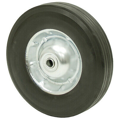 10x2.5 Solid Rubber Wheel 1-3658-A