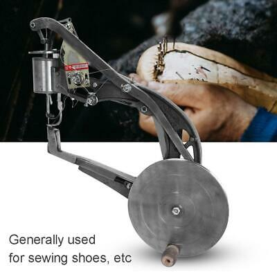 Manual Shoe Making Sewing Machine Inclined Head Shoes Repair Stitching Equipment