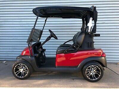 2017 Club Car PRECEDENT 48V Electric Golf Cart Buggie Buggy ERIC NEW BATTERIES