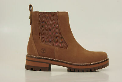 6W Bottes TIMBERLAND Chelsea VALLEY 37 Taille US COURMAYEUR WED29HIY