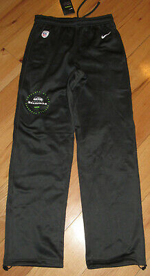 NIKE Therma-Fit NFL Licensed Seattle Seahawks gray pants NWT mens' S or XXL