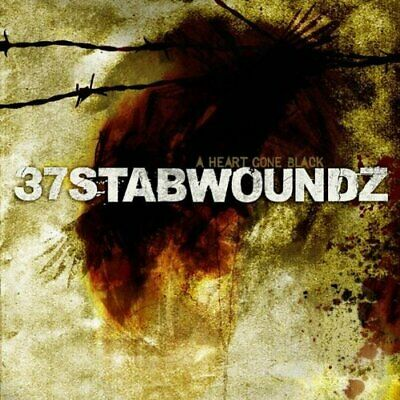 Thirtyseven Stabwounds - A Heart Gone Black [CD]