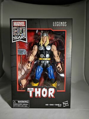 Marvel Comics 80th Anniversary Marvel Legends: The Mighty Thor