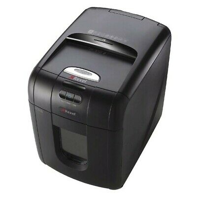 Rexel 110x Auto Feed Paper Shredder Black Works Perfectly RRP $280