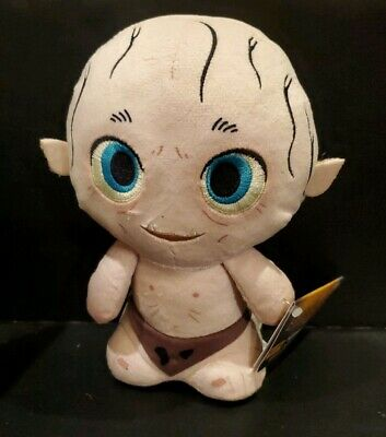 Hot Topic Exclusive Funko Super Cute Plushies Lord Of The Rings Smeagol Gollum
