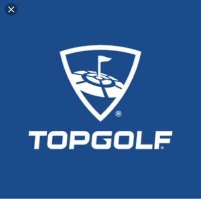 $50 Top Golf Gift Card - DIGITAL ONLY - Emailed