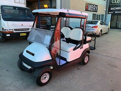 4 Seat Club Car PRECEDENT 48V Electric Golf Cart Buggie Buggy New BATTERIES