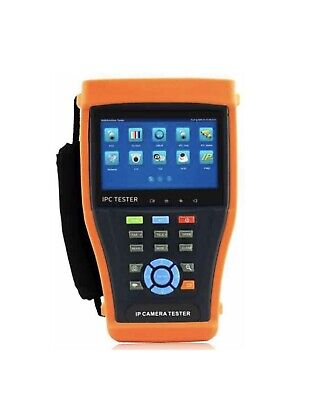 DEFENDER Security 82-20495 Multifunction IP and HD Analog Tester