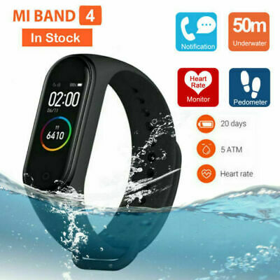 NEWEST Original Xiaomi Mi Band 4 Wristband Bracelet Heart Rate Smart Watch