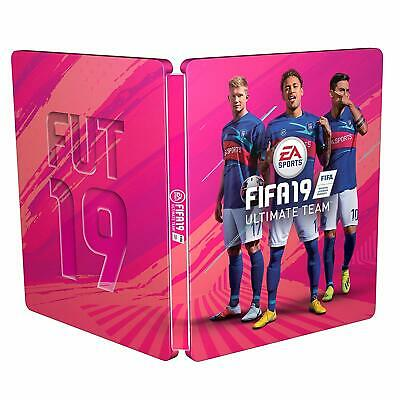 FIFA 19 - Steelbook  Xbox One / 360  PS4 / PS3 No Game Included