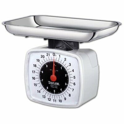 Kitchen Scale 22-Pound/10-Kilogram Analog Display Food Meat Vegetable Fruit New