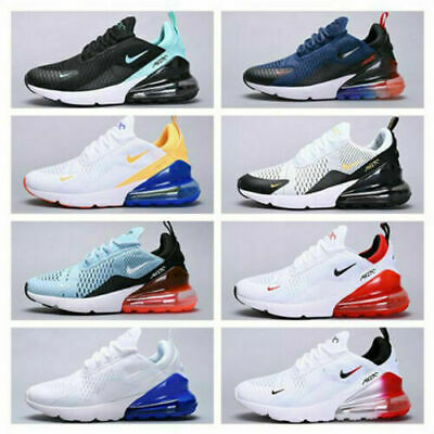 UK Mens Running Shoes Light Sport Run Trainers Sneakers Casual Air Cushion Shoes