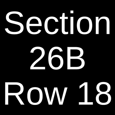 2 Tickets Ohio State Buckeyes vs. Maryland Terrapins Football 11/9/19