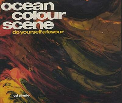 "Ocean Colour Scene Do Yourself A Favour CD single (CD5 / 5"") UK OCSCD3 FONTANA"
