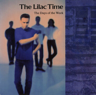 """Lilac Time The Days Of The Week 7"""" vinyl single record UK LILAC6 FONTANA 1989"""