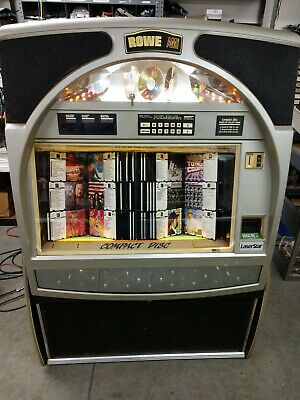 ROWE AMI JUKEBOX remote model A1 works on all Ami jukeboxes that