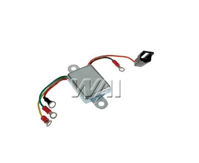 VOLTAGE REGULATOR FORD One 1 Wire Conversion Make Your
