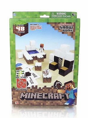 Minecraft Nether Biome Pack 12 X Mini Paquet de Figurines Neuf Vendeur UK