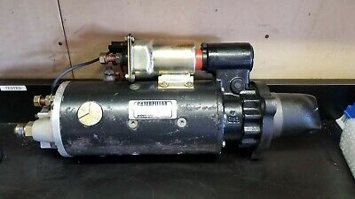 NEW 24 VOLT Starter for Caterpillar Equipment with D04FR