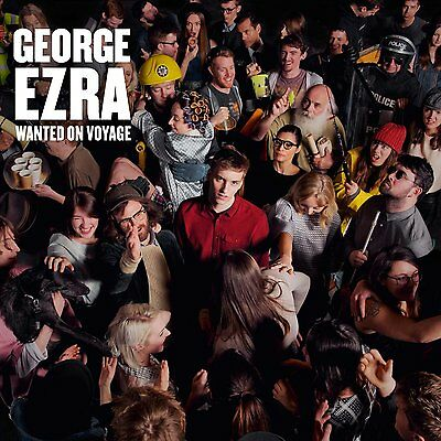 George Ezra - Wanted On Voyage - UK CD album 2014