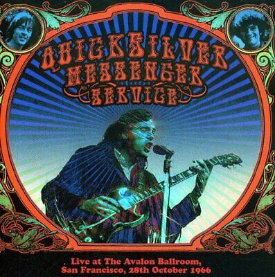 Quicksilver Messenger Service - Live At The Avalon Ballroom.. [CD]