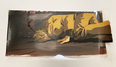Jojo's Bizarre Adventure Anime Cel Original Background Animation Art Dio OVA '93