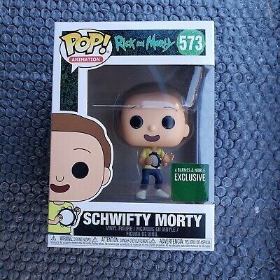 Funko Pop! Rick & Morty Schwifty #573 Barnes & Noble Exclusive *FREE SHIPPING*