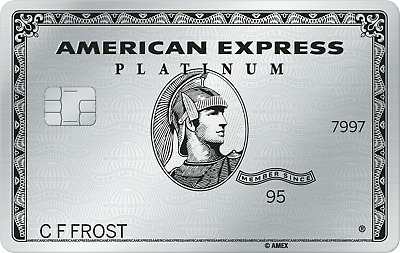 American Express Platinum Collector Card