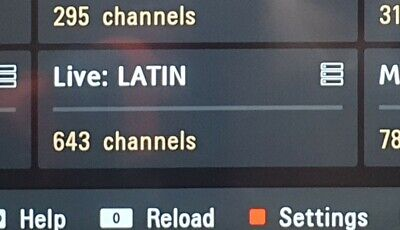 FREE TRIAL 12 MONTHS IPTV LATINO+USA PACKAGE - MAG-STB Emu-FIRESTICK-SMART  TV