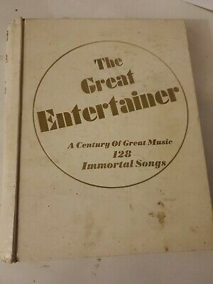The Great Entertainer A Century of Great Music 128 Immortal Songs Spiral 1972